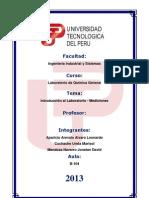 Informe Lab Quimica - 01