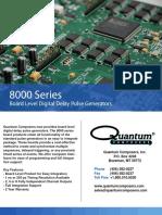 8000 Series Datasheet