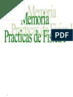 Memoria Practicas Fisica