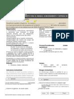 Manual de Procedimiento Manejo de ... Ejemplo Toners y o Cartuchos Obsoletos 2...