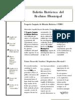 Boletín Histórico del Archivo Municipal, núm. 19 Extraordinario