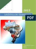 Apostila Logística de Transportes
