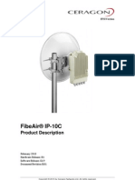 Ceragon FibeAir IP-10C Product Description ETSI RevB.01