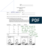Chem 4B Midterm 3 Spring 2012 Solutions