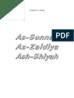 As Sunnah Az Zaidiya Ash Shia