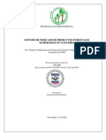Estado Del Mercado de Prod for Mader Col04