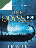 Stephen Mitchell's Odyssey