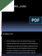 Child Guidance
