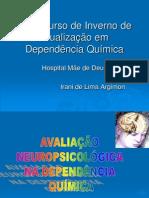Aulas - Irani - Avaliação Neuropsicológica 2006