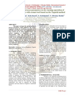 Optimization Paper on Turning