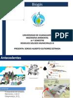 Diapos RSU Biogas