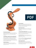 Datos técnicos robot industrial IRB 6600 03