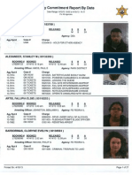 Peoria County booking sheets 04/13/13 - 04/15/13