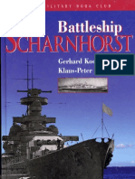[Conway Maritime Press] Battleship Scharnhorst