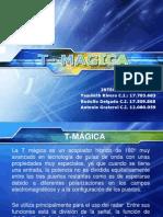 Actividad IV T-Magica