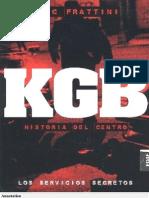 KGB, historia del Centro  - Frattini Eric.pdf