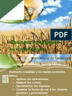 3.- Presentacion Inteligencia de Negocios Agroindustria
