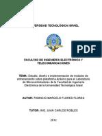 Arduino TTP