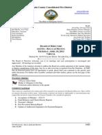 Consolidated Fire Board Agenda April 18