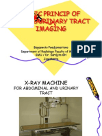 Basic Princip of Urinary Tract Imaging