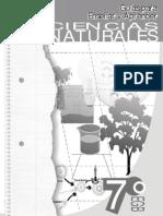 libro de ciencias 7º