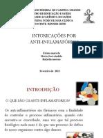 Toxicologia--SEMINÁRIO