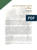 Jorge Isaacs y La Cosmovision Romantica