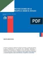 Chile- INICIATIVAS Y PROYECCIONES DE LA EFICIENCIA ENERGÉTICA
