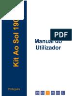 MIN 720.09.DD ManualUtilizadorKitAoSol190