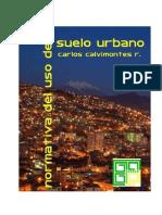 49858509 Normativa Del Uso Del Suelo Urbano