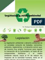 Legislacion y Salud Ambiental