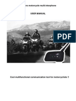 6 Riders Manual