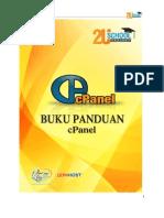 Panduan - cPanel