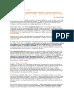 El Informe McKinsey y Chile