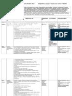 planificaciones lenguaje y comunicacion 5° basico 2013