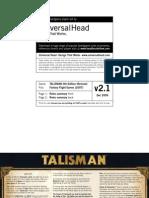Talisman v2.1