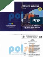 Peraturan Akademik 2011 (Marked)
