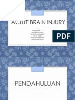 Acute Brain Injury