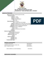 Consulta Processual - TJPA - Araruna x a.hosn