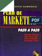 Plan de Marketing Paso a Paso - Vicente Ambrosio - Virtual