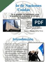 Proyecto Modelo de Naciones Unidas (1)