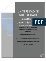 ACTIVIDAD INTEGRADORA - 2