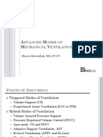 Advanced Ventilator y Modes