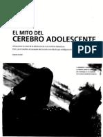 4 El Mito Del Cerebro Adolescente