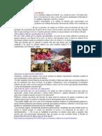 Qué se considera cultura en el Perú