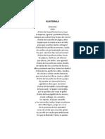 Poemas de Miguel Angel Asturias