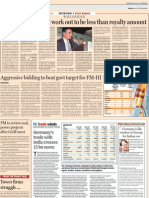 Indo-German Trade Tes The Financial Express, July 11, 2011