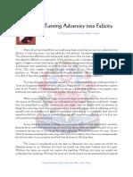 Turning Adversity to Felicity-Palyul