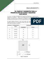 A1 Formato Presentacion de Planos