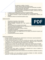 Cuadro Comprarativo Derecho Prehispanico